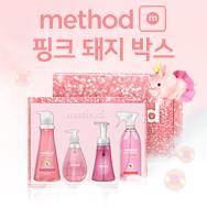 메소드 핑크돼지 박스