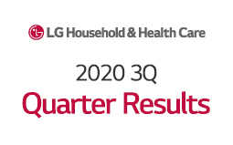 LG H&H Reports Record High 3Q Sales